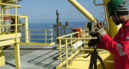 Artec Leo and Ray join forces to fabricate replacement 15-meter pipe in an offshore vessel