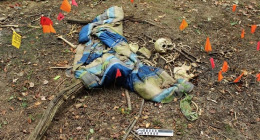 Illuminating the field of forensic anthropology with Artec 3D scanners