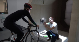 Artec Leo helps Vorteq create the world's fastest cycling skinsuits